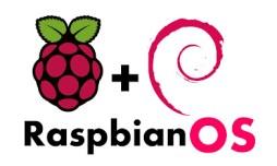 Raspbian Logo