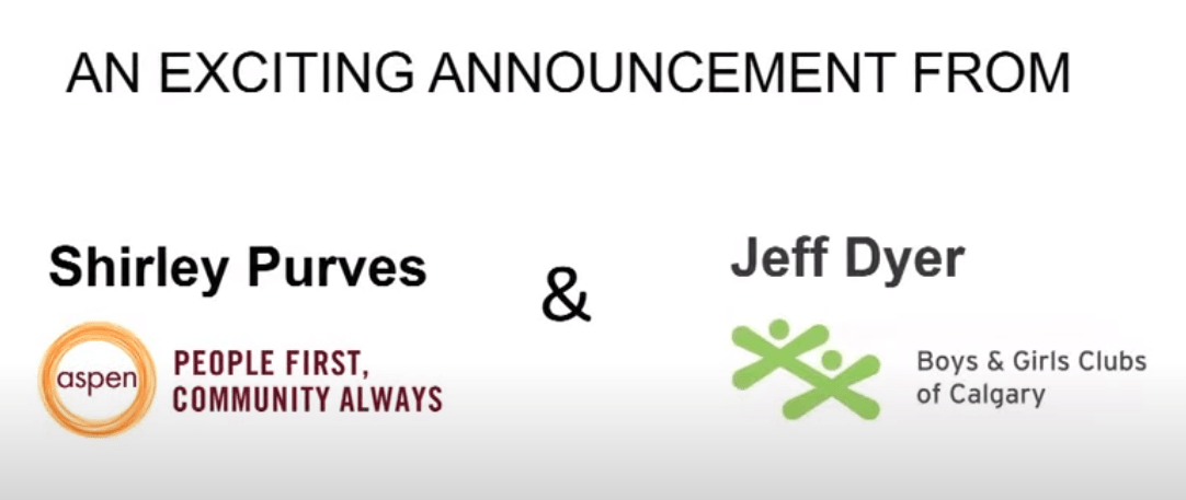 Exciting news from Boys & Girls Clubs of Calgary