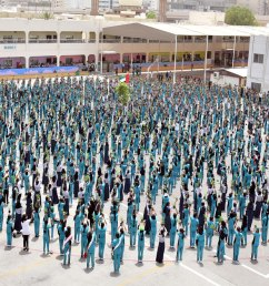 Sharjah Indian School [ 628 x 1366 Pixel ]