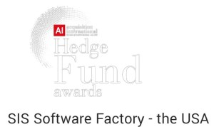 Hedge Funds Award, Best Fund Software Solutions Company 2019 - the USA & Award for Innovation in Equity Trading Systems