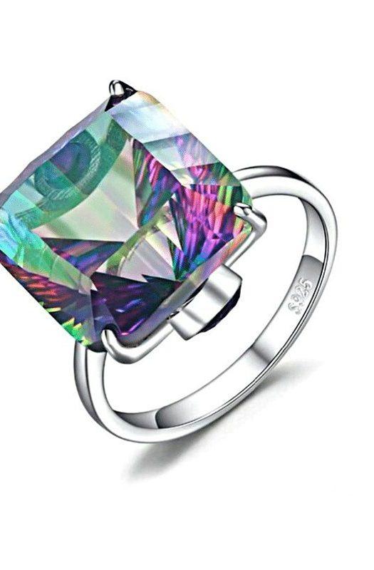 Zara: Topaz Ring 12.57 Ct.