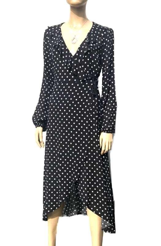 Hepburn: Polka-Dot Dress