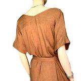 Natalie: Classic Linen Dress