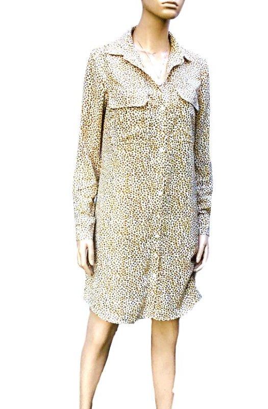 Specs: Sunny Girl Button Down Dress