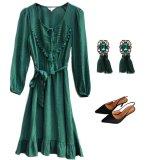 Newtown: Sunny Girl Boho Dress
