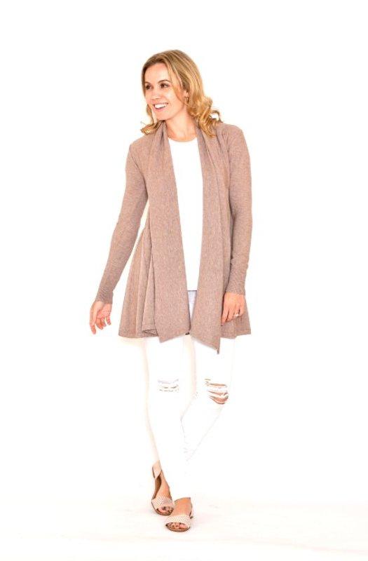 Ineffable: Exquisite Cashmere Cardigan