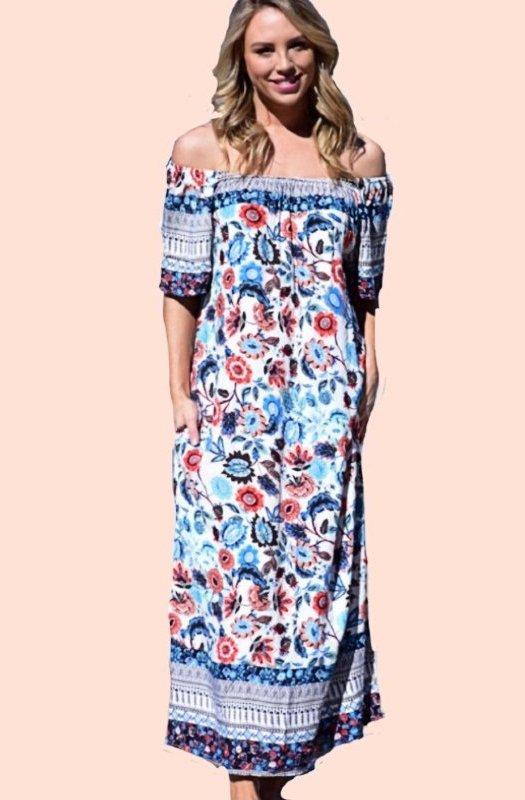 Sunspray: Exotic & Versatile Dress
