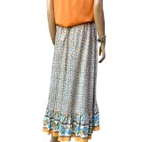 Festival: Exquisite Sunny Girl Long Skirt
