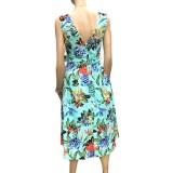 Riviera: Stunning Sunny Girl Cotton Dress
