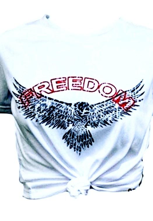 Freedom 2021: Sunny Girl Cotton T Shirt