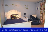 Transitioning Todder to Full Size Bed From Crib