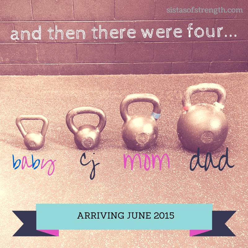 second baby announcement