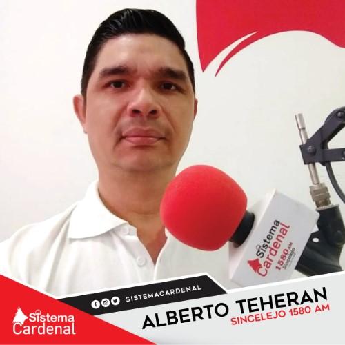 Alberto Teheran
