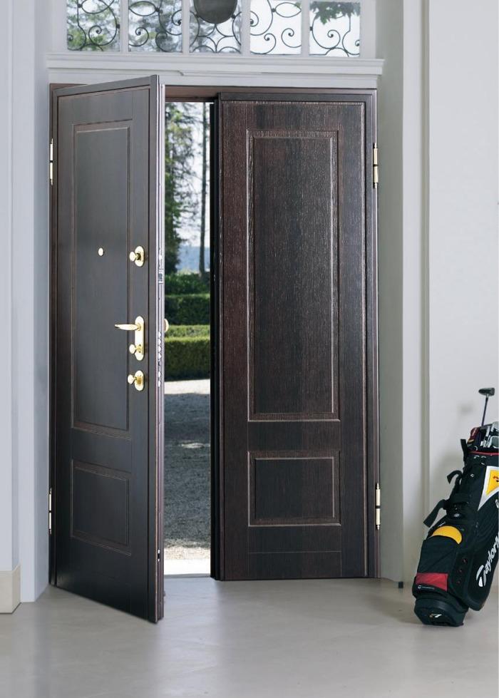 Porta Blindata Dierre SENTRY classe antieffrazione 4