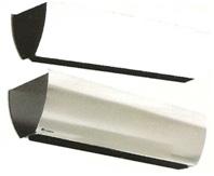 Воздушные тепловые завесы systemair Portier Basic и Portier Basic Design (для проемов до 2,5м)