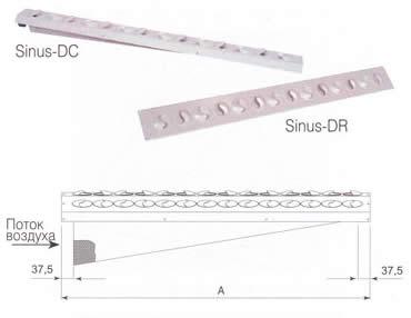 Systemair - Sinus-DC/DR