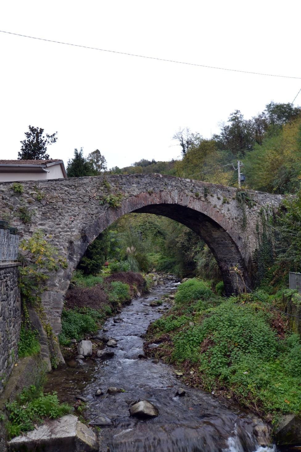 Calavorno. Ponte Torrente Surricchiana