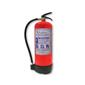 """Extintores para cocinas tipo """"F"""""""