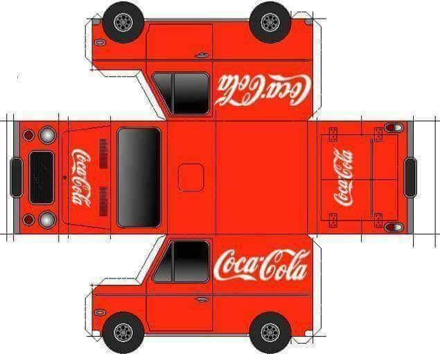 Pelbagai Model Kereta Mainan Kertas | Aktiviti Menarik