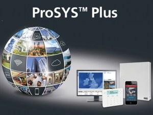 Nuova centrale Prosys Plus di Risco