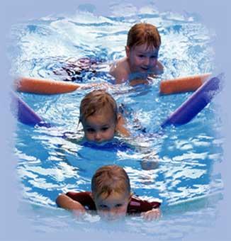 Scuola nuoto baby  Le Grazie Verona