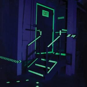 Señalización fotoluminiscente