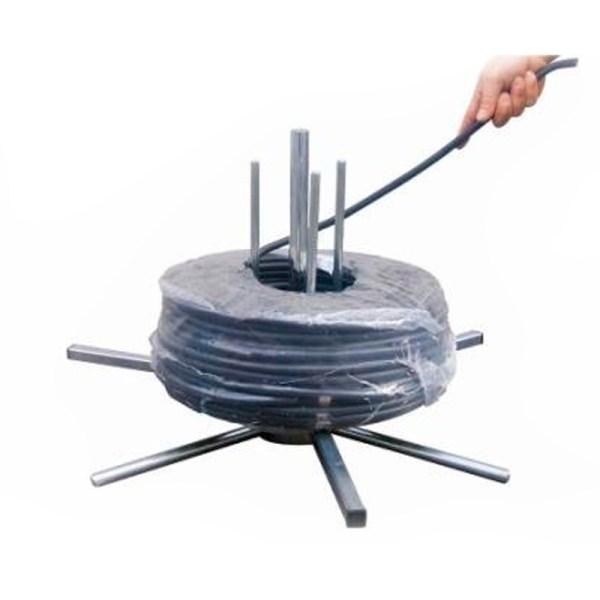 Satellite – La solución para las bobinas de cable y vainas