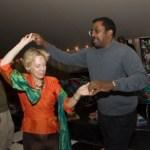 Dancing the Merengue!