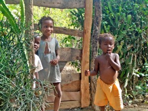 Children in Deschapelles