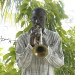 Marcel Wilbert, trumpeter