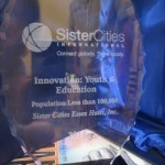 SCI Innovation Award to Sister Cities Essex Haiti