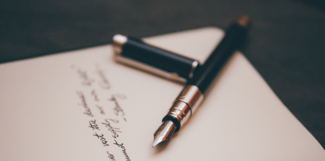 Writing to someone in prison