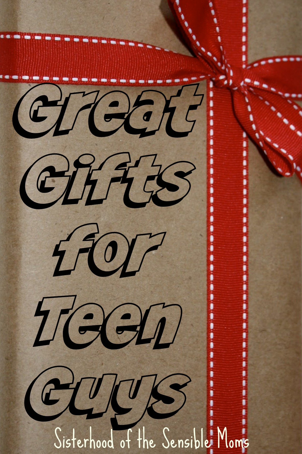 Good Christmas Gifts For A Teenage Male