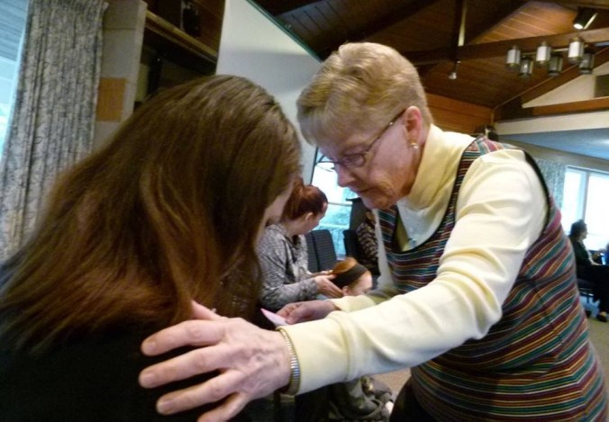 """Sr. Nadine began her mission to the victims of human trafficking in  Columbus, OH in 2009. It was a way to, as she says, """"put flesh"""" to one of  her ..."""