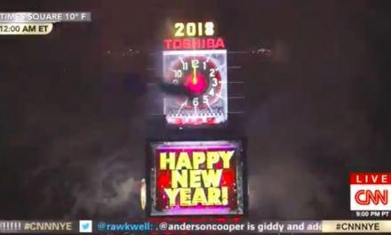 Happy New Year 2018!!!