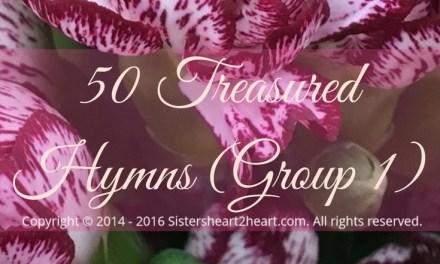 50 Treasured Hymns (Group 1)