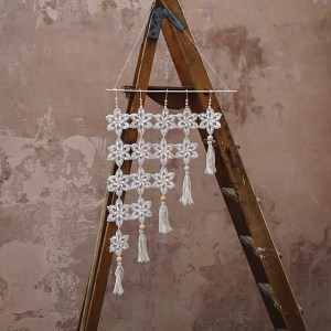Akelej Wallhanging