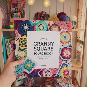"""Limited Edition """"The Ultimate Granny Square Sourcebook"""" signed by Tess"""