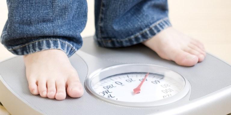 Anorexia infantil, como identificar