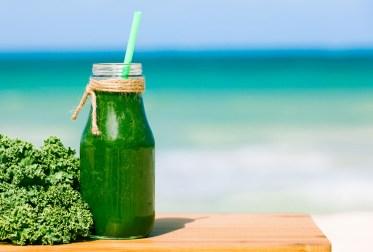 Receita de suco detox para perder peso
