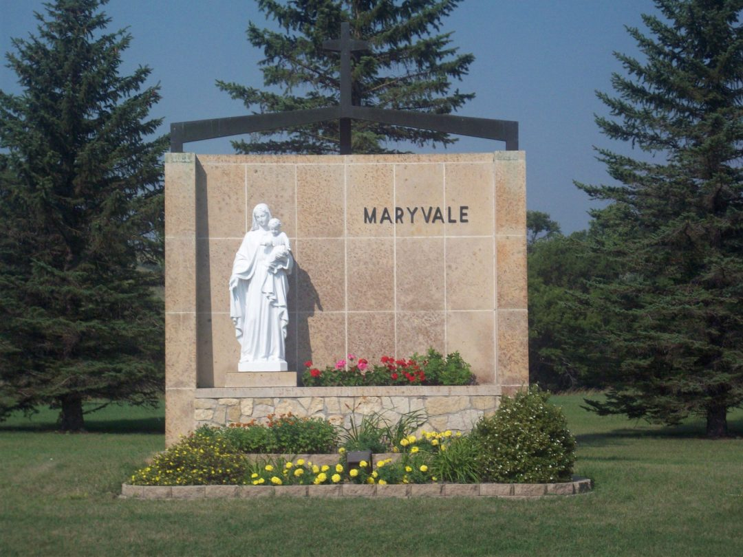 Shrine of Mary & Christ Child