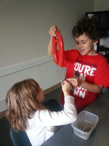 The Homeless Children's Education Fund made this Lab Ratz educational opportunity possible.