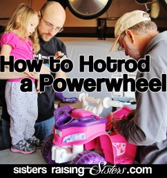 how to hotrod a power wheel super easy step by step tutorial on [ 1500 x 1500 Pixel ]
