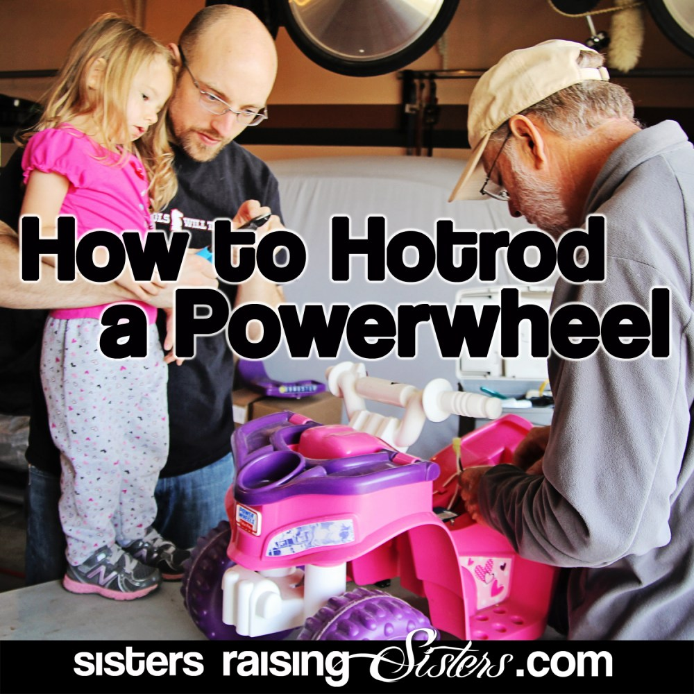 medium resolution of how to hotrod a power wheel super easy step by step tutorial on