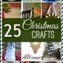 25 Christmas Crafts