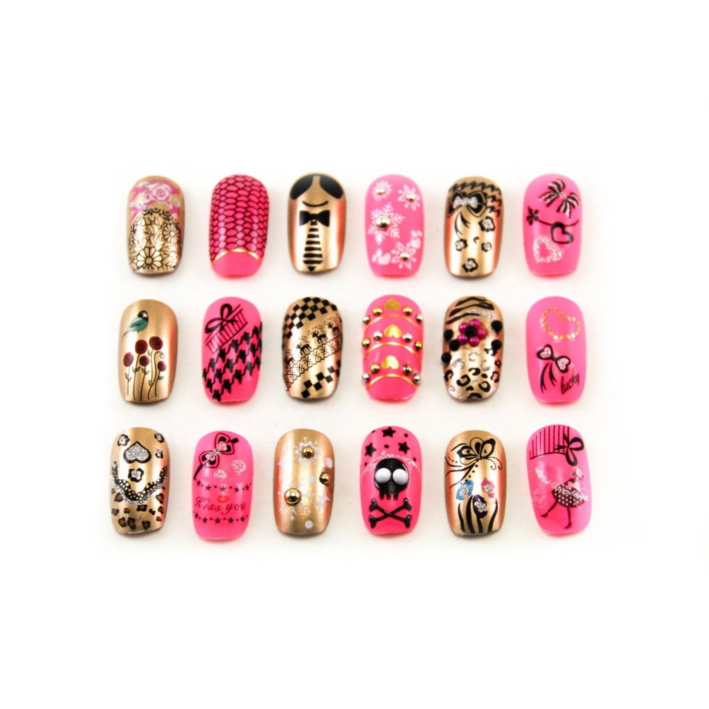 Nail Art Tattoo Sticker Collection Over 600 Stickers Only 17 99 Reg 39 99 Sisters