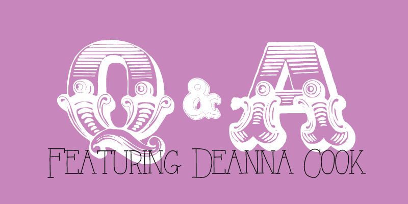 "The feature image for Sister Triangle article ""Q&A Featuring Deanna Cook"""