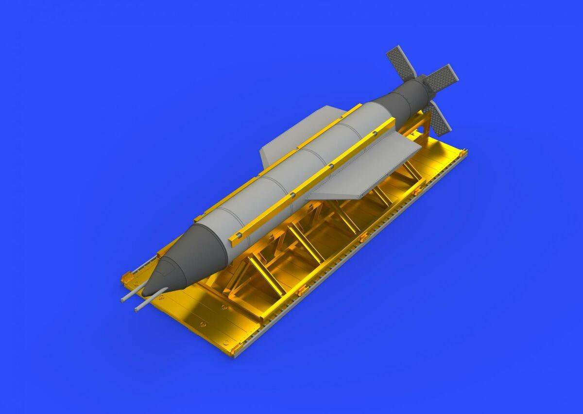 GBU-43/B MOAB 1/72 | Sisumodels Oy