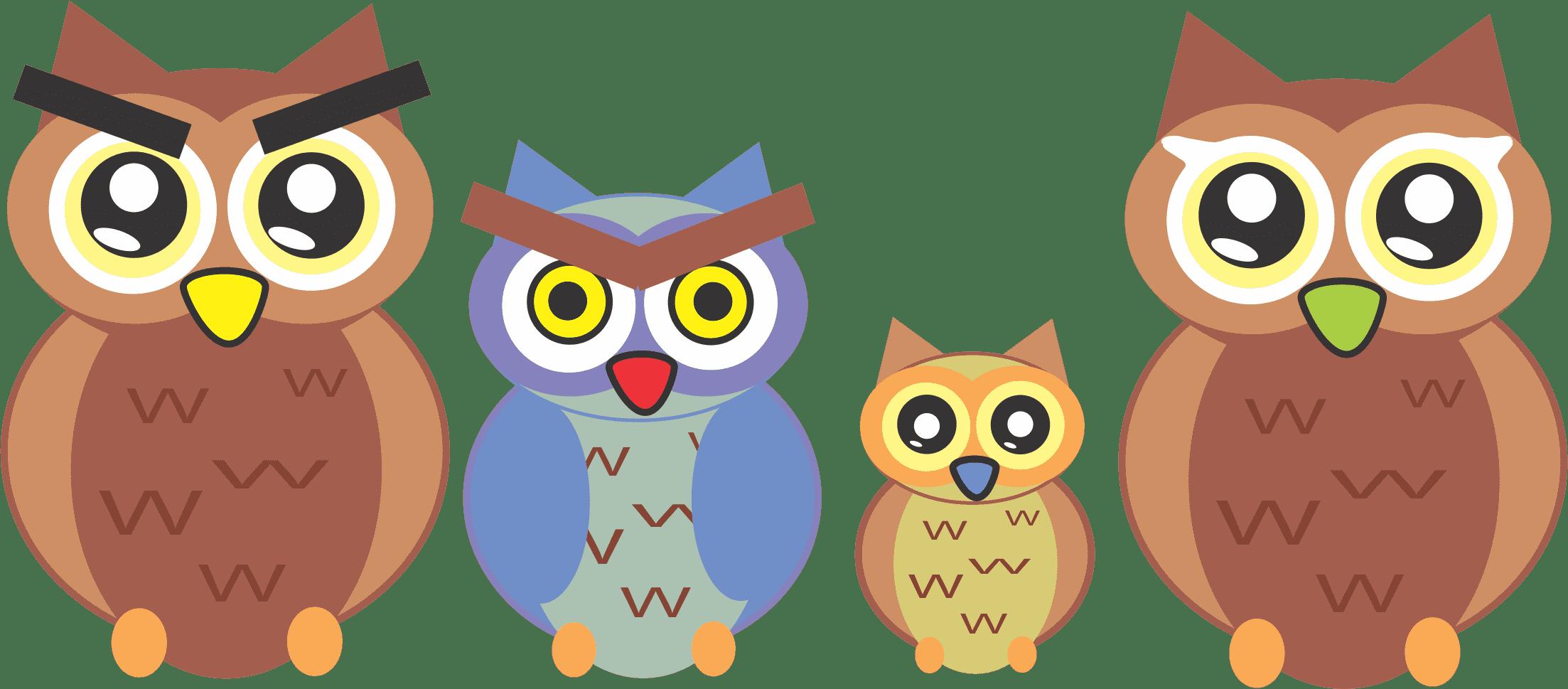 Membuat Gambar Burung Hantu  Siswapedia