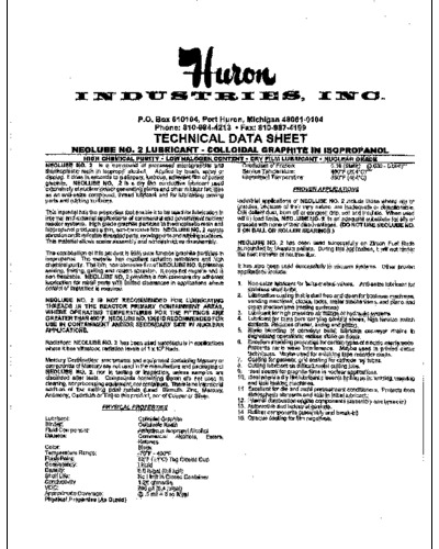 Material Safety Data Sheets (MSDS) from SIS